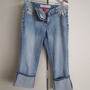 Massimo cropped jean